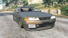 Nissan Skyline GT-R (BNR32) v0.5 [replace]