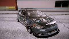 Suzuki SX 4 Sportback for GTA San Andreas