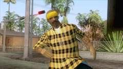 New Los Santos Vagos Skin 4 for GTA San Andreas
