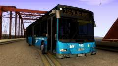 MAN Lions City ZET Croatian Bus for GTA San Andreas