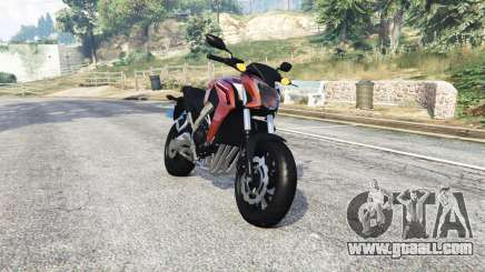 Honda CB 650F v0.91 [replace] for GTA 5