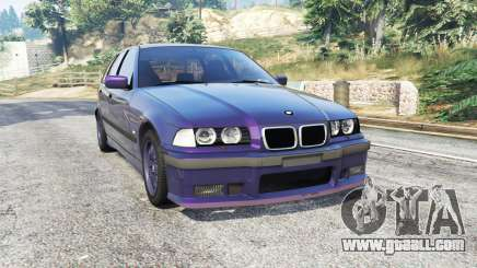 BMW M3 (E36) Touring v2.0 [replace] for GTA 5