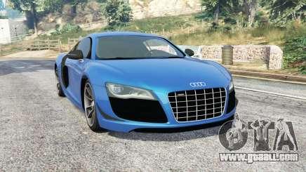Audi R8 GT 2011 v1.05 for GTA 5
