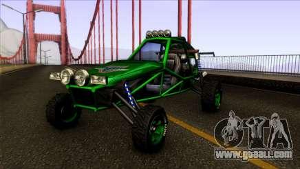 Bandito HD for GTA San Andreas