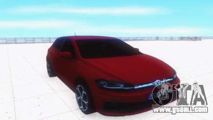 Volkswagen Polo RLine for GTA San Andreas