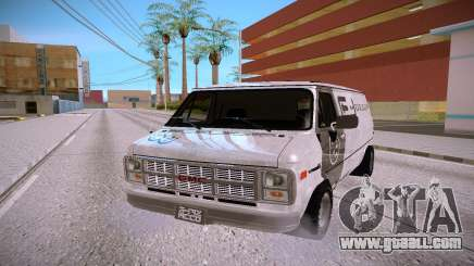 GMC Vandura for GTA San Andreas