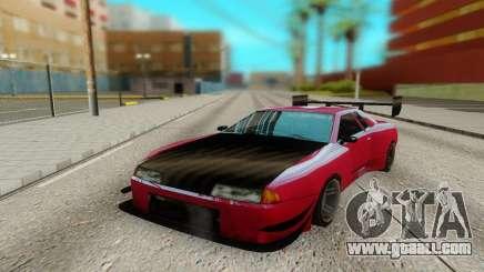 Elegy RTR for GTA San Andreas