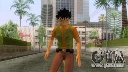 Pokemon Series - Brock for GTA San Andreas