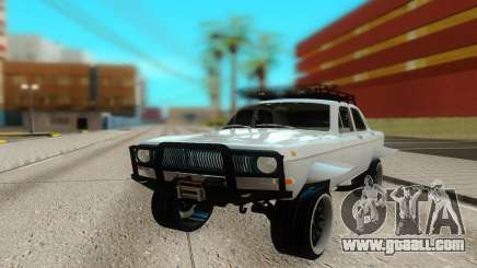 GAZ 24 4x4 Off-road for GTA San Andreas