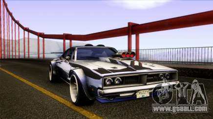 Dodge Charger 1970 for GTA San Andreas