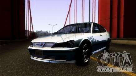 Emperor Lokus LS 350 for GTA San Andreas