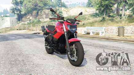 Yamaha XJ6 v1.1 [replace] for GTA 5