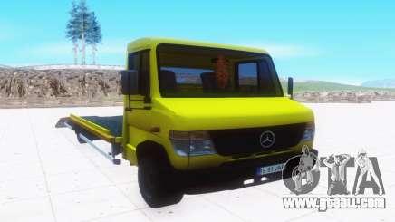 Mercedes-Benz 543 for GTA San Andreas