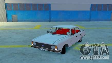 IZH 412 for GTA 4