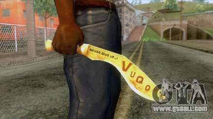 The VuQo - Kukri for GTA San Andreas