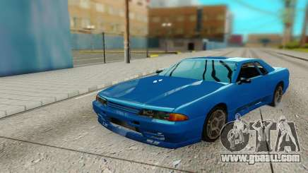 Nissan Skyline GTR R-32 for GTA San Andreas