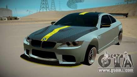 BMW M3 JUCA for GTA San Andreas
