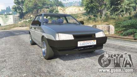 VAZ 21099 Satellite v1.1 [replace] for GTA 5