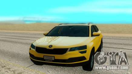 Skoda Karoq for GTA San Andreas