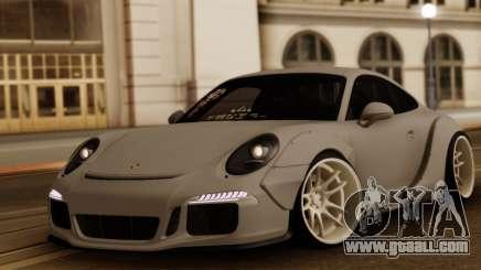Porsche 991 Turbo for GTA San Andreas