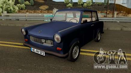 Trabant 601 Stock for GTA San Andreas