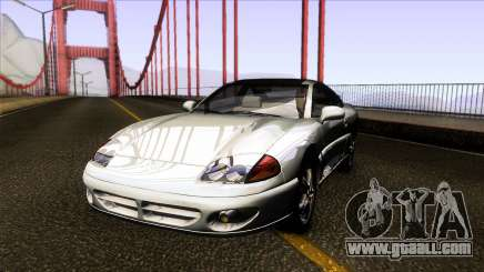 Dodge Stealth Twin Turbo 1994 for GTA San Andreas