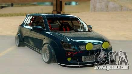Suzuki Swift for GTA San Andreas