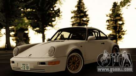 Porsche 964 Turbo for GTA San Andreas