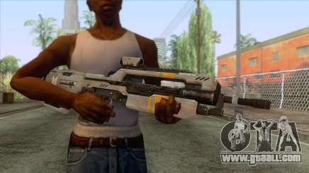 BR85HB SR Battle Rifle for GTA San Andreas