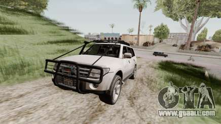 Mitsubishi Pajero v1.3 for GTA San Andreas