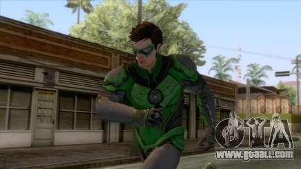 Injustice 2 - Green Lantern Skin for GTA San Andreas
