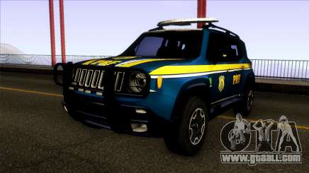 Jeep Renegade of PRF for GTA San Andreas