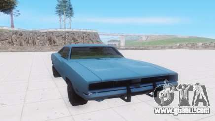 1969 Dodge Charger RT for GTA San Andreas