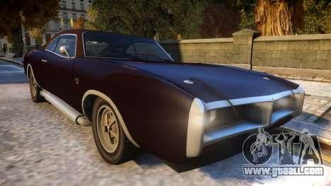 Imponte Dukes Classic for GTA 4