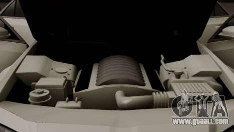 Chrysler 300C for GTA San Andreas