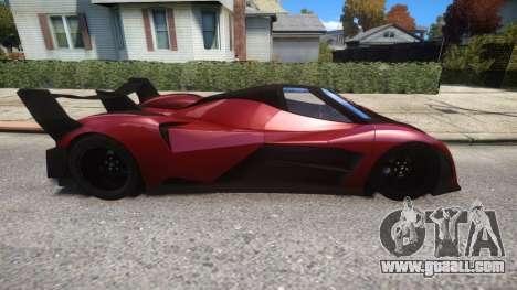 2013 Devel Sixteen Prototype for GTA 4