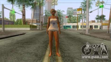 Dead Or Alive Xtreme - Misaki D for GTA San Andreas