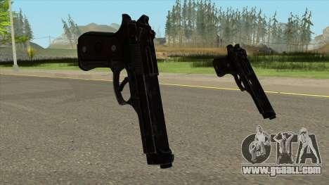 PUBG Beretta M9 for GTA San Andreas