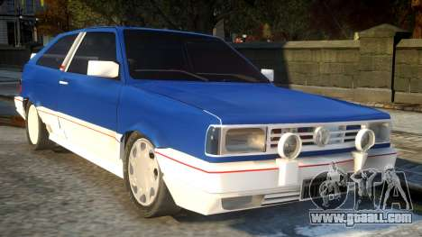 Volkswagen Gol GTS 1989 for GTA 4