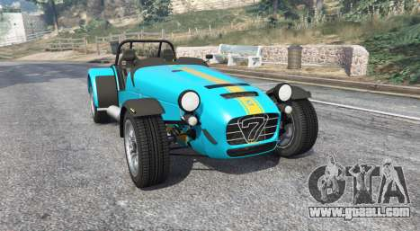 Caterham Seven 620 R 2013 v1.6 [replace]