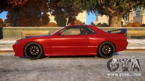 Annis Elegy Retro V1.1 for GTA 4 left view