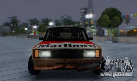 VAZ 2104 Marlboro for GTA San Andreas