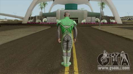 Green Lantern John Stewart from Injustice 2 IOS for GTA San Andreas