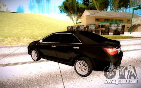 Toyota Camry V6 for GTA San Andreas