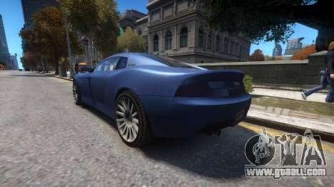 Dewbauchee XSL650R for GTA 4