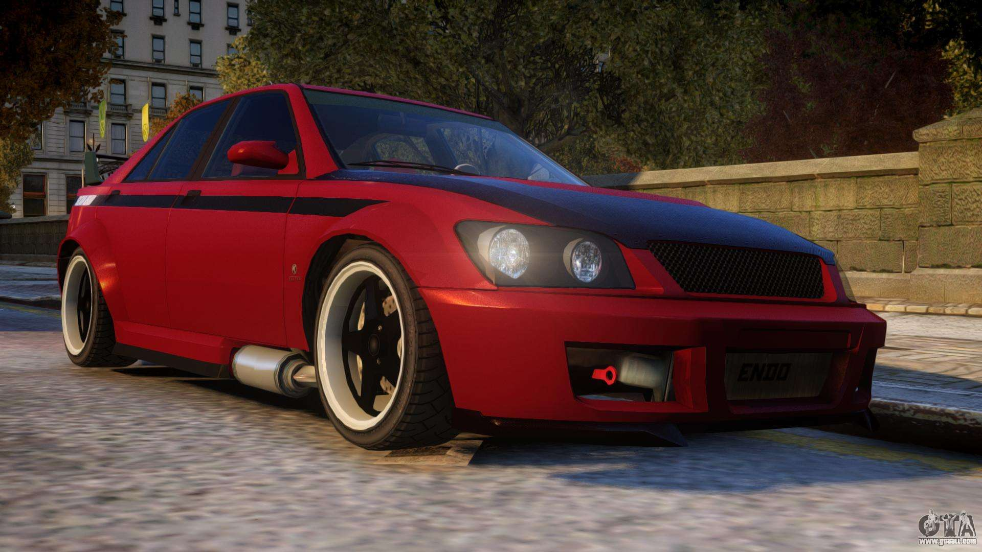 Sultan RS for GTA 4