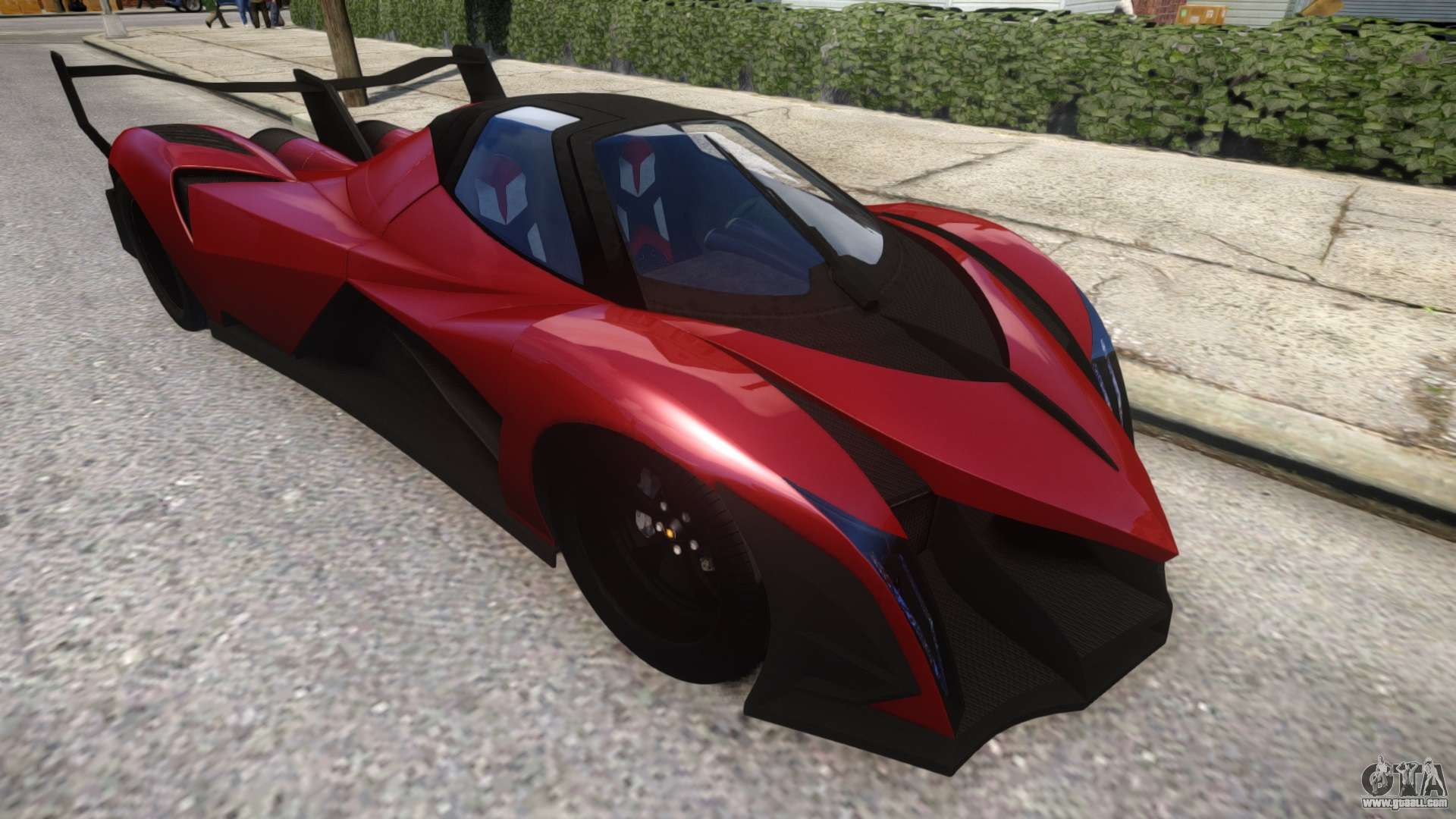 Devel 16 2018 >> 2013 Devel Sixteen Prototype for GTA 4