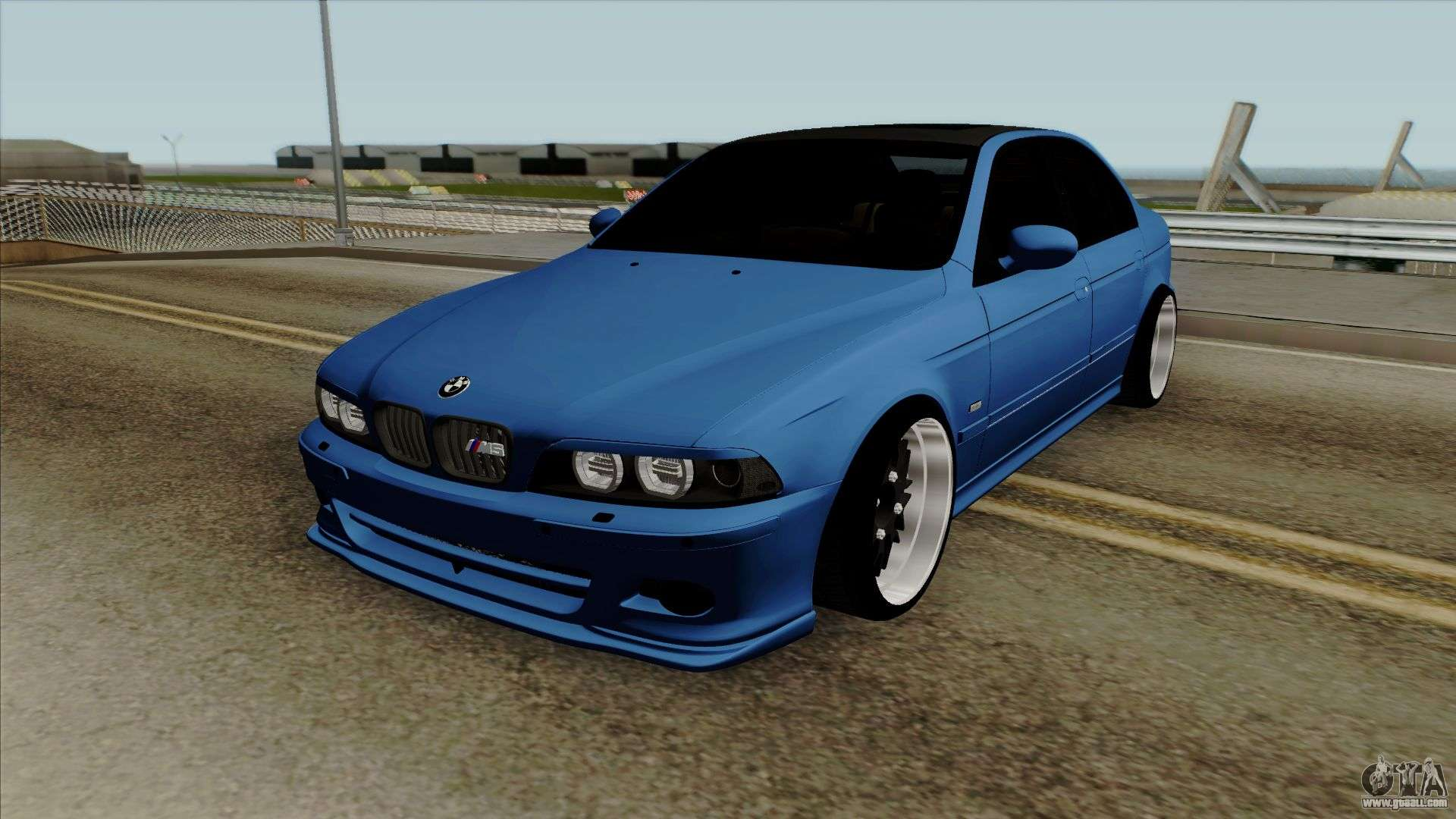 bmw m5 e39 2004 for gta san andreas. Black Bedroom Furniture Sets. Home Design Ideas