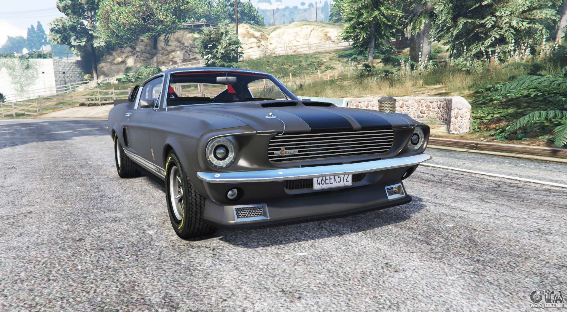Shelby gt500 1967 tuning replace for gta 5 publicscrutiny Gallery