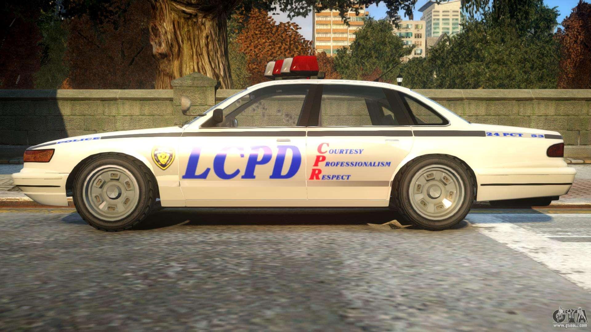NYPD Modification for GTA 4